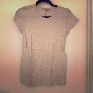 Tan short sleeved tee
